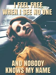 Lana Del Rey #LDR #God_Knows_I_Tried