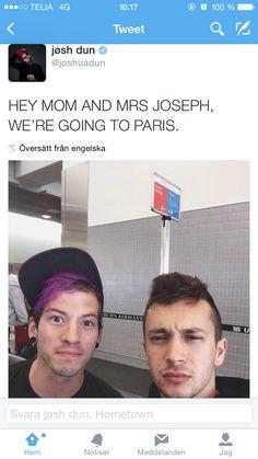 Mrs. Joseph aww <3