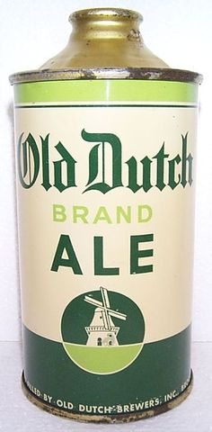 Vintage Beer Can-Designed by Legendary MN artist Les Kouba #vintage #product #packaging