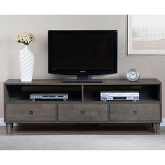 entertainment center- overstock.com