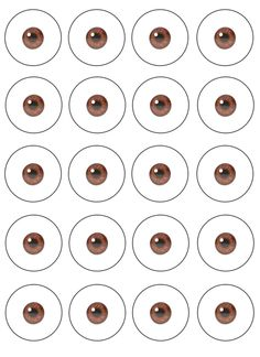 Free Minion Printable Eyes
