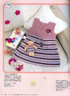 crochet baby dresses | make handmade, crochet, craft