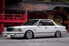 Tokyo Drift Cars, Toyota Cressida, Toyota Crown, Lexus Ls, Nissan Infiniti, Japan Cars, Jdm Cars, Retro Cars, Sexy Cars