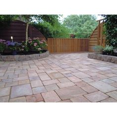 Paving and Masonry Specialists New York Garden Living, Home And Garden, Asphalt Driveway, Driveway Design, Front Steps, Outdoor Living, Outdoor Decor, Close Image, Garden Inspiration