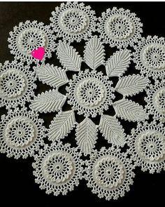 Crochet Lace Edging, Crochet Doily Patterns, Irish Crochet, Baby Knitting Patterns, Crochet Designs, Crochet Doilies, Crochet Flowers, Crochet Potholders, Crochet Tablecloth