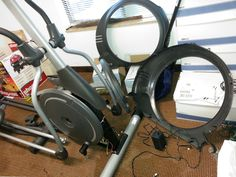 Tel 877-805-1030 When you have no idea what -you're doing but you want to repair your own elliptical.  #treadmillrepair #elliptical #ellipticalrepair #ellipticalservice #treadmillservice