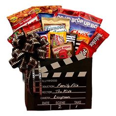 Chance to Win a Redbox Movie Time Snack Gift Box Sweepstakes -- Ends Sunday! ENTER Today via www.kudosz.com/entry
