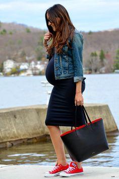 #pregnancystyle #maternitystyle #stylethebump