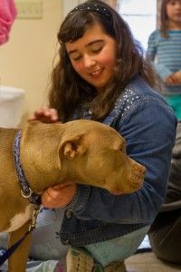 Kids and Dogs: Girl Scouts Troop #1070 earns two badges with help from Dog House Adoptions!