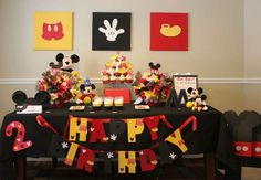 Festa infantil do Mickey Mouse: 35 ideias de arrasar!