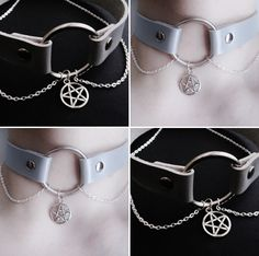 I usually don't like O ring chokers but this one's nice