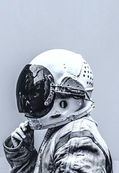 """whatevahifeellike: """"Then there is the space 🚀 suit 👍 """" Astronaut Wallpaper, Astronauts In Space, Major Tom, Its A Mans World, Outer Space, Sci Fi, Photos, Pictures, Urban"""