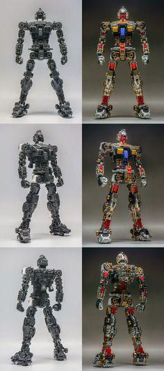 PG Gundam - Painted Build Modeled by Huidong Gunpla Custom, Custom Gundam, Gundam Tutorial, Gundam Toys, Perfect Grade, Gundam Wallpapers, Gundam Mobile Suit, Gundam Model, Designer Toys