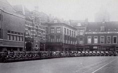 1935, Mariaplaats wagenpark Ratax