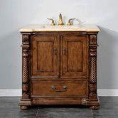 """Found it at Wayfair - Bravia 36"""" Single Sink Cabinet Bathroom Vanity Set"""