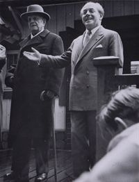 Image result for eugene ormandy and siberius