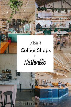 Nashville Coffee Shops, Girls Trip Nashville, Weekend In Nashville, Nashville Shopping, Nashville Vacation, Tennessee Vacation, Nashville Tennessee, Nashville Brunch, Tennessee Girls