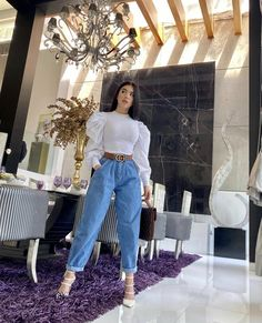 Cute Casual Outfits, Chic Outfits, Looks Casual Chic, Selena Gomez Outfits, Looks Jeans, Fake Girls, My Life Style, Dress Indian Style, Spring Outfits Women