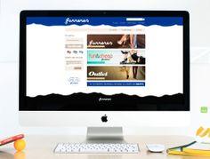 Diseño tienda online venta de calzado farreres