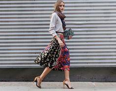 Streetstyle de tendencia por las blogger del momento, ¡ideas geniales!