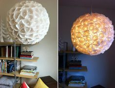 18 handmade lampshades that look better than those from IKEA