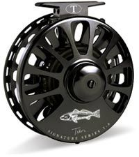 Fly Reel - The reel is the most important part of the rig for saltwater fly fishing. Pick a reel with a quality drag as you will be getting into some nasty fighting stripers and blues.