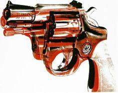 Gun ~ Andy Warhol