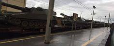 Carri armati invadono l'Italia, eccoli mentre attraversano il Cilento: cosa sta succedendo?