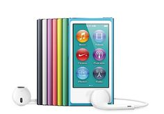 Like the new #iPod Nanos, but I was hoping for the same size as last gens but w/ BT to connect w/ my iPhone.
