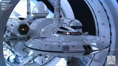 Here's NASA's New Design for a Warp Drive Ship | Look at the saucer section! The saucer section! LOOK AT IT!