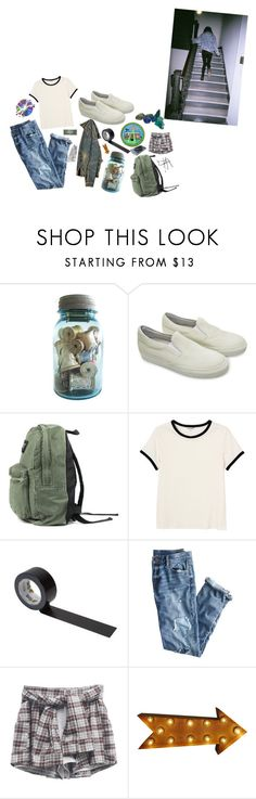 """stay weirdo"" by sarahpl13 ❤ liked on Polyvore featuring FOSSIL, The Last conspiracy, Monki, Preciosa, J.Crew and BOBBY"