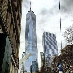 World Trade Center #прогулкипоамерике #street #city #newyork #nyc #usa #america #worldtradecenter #oneworldtradecenter #manhattan #102level #lift #всемирныйторговыйцентр #города #страны #путешествие #сша #ньюйорк #trevel #pocket_usa #