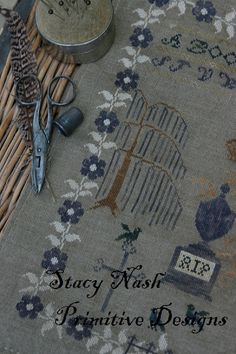 Welcome to Stacy Nash Primitives