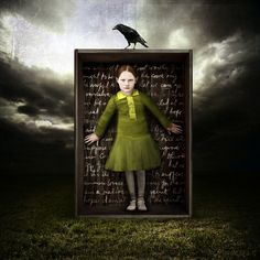 Beth Conklin | MIXED MEDIA and DIGITAL ART | The Darkness