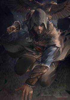 Ezio Auditore by Assassin's Creed Brotherhood, Assasins Cred, Connor Kenway, Assassin's Creed Wallpaper, All Assassin's Creed, Assassian Creed, Assassins Creed Series, Animes Wallpapers, Rogues