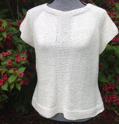 Sommerlet – Ellen Larsen Design Knitting Patterns Free, Knit Patterns, Free Knitting, Summer Knitting, Knit Fashion, Betta, Knit Crochet, Design Design, Knitting Machine