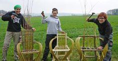 workshop rondhout voor jongeren www.ecosouvenir.nl