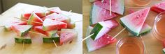 Drunken Watermelon on Pinterest | Watermelon, Vodka and ...