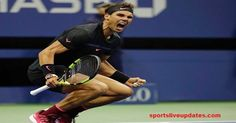 World number 1 male tennis player Spain's Rafael Nadal has taken his step towards the 16th Grand Slam title on Saturday.