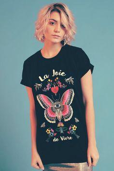 T-shirt La Joie de Vivre