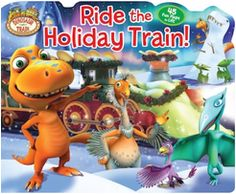"""""""Dinosaur Train"""" Holiday Gifts Review -$9.99 each"""