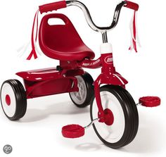 Radio Flyer Ready to Ride Opvouwbare Driewieler