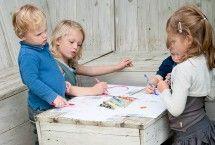 Activiteit voor kinderfeestje   Zook.nl - bordjes maken met een mooie tekening - KijkMijne