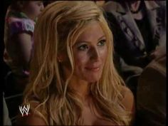 Torrie Wilson at the 2006 Hall of Fame Torrie Wilson, Wwe, Youtube, Youtubers, Youtube Movies