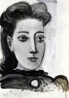 1942 Portrait de Dora Maar 2
