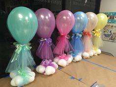Balloon Creations By Carolyn Send Balloons In Sacramento. Birthday Party Centerpieces, Balloon Centerpieces, Balloon Decorations Party, Balloon Garland, Birthday Decorations, Rainbow Unicorn Party, Unicorn Birthday Parties, Send Balloons, Unicorn Centerpiece