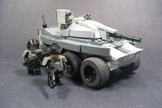 Grizzly APC | Flickr - Photo Sharing!