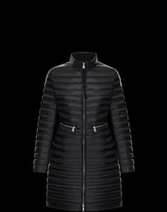5d10a8a84fb Moncler Agatelon Giubbotto Size 0 Black  fashion  clothing  shoes   accessories  womensclothing