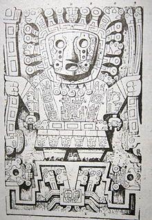 Puerta del Sol (Tiwanaku) - Wikipedia, la enciclopedia libre