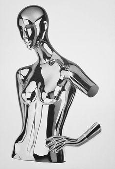 Alessandro Paglia - Pen Drawings - The Cool Hunter Art Sketches, Art Drawings, Camera Illustration, Camera Drawing, Arte Sci Fi, Desenho Tattoo, Figure Drawing, Digital Photography, Digital Camera